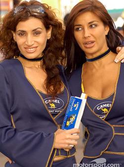 Camel girls