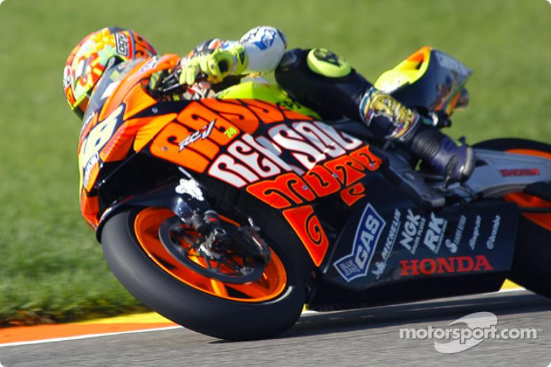 2003 - Honda (MotoGP) - Valencia