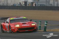 #80 Veloqx Care Racing Racing Ferrari 550 Maranello: Peter Kox, Tim Sugden