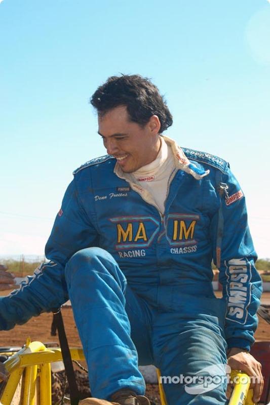 Dean Freitas has just won the biggest race of his career