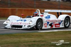 #12 American Spirit Racing Riley & Scott MK III C: Michael Lewis, Tomy Drissi, Melanie Paterson