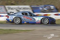 #71 Carsport America Dodge Viper GTS-R: Jean-Phillippe Belloc, Tom Weickardt, Eric Cayrolle
