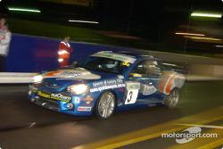 #3 David Stewart (Bendigo Motorsports) BA FPV GT: Craig Dean, Peter Williams, Chris Smith, Bill Pye