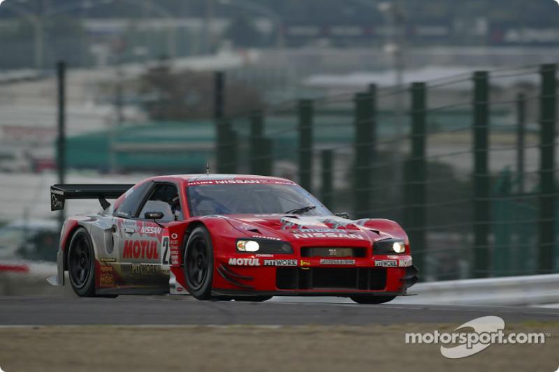 2003 Nissan Skyline GT-R GT500