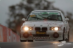 #40 Duller Motorsport BMW M3 E46: Frank Mountain, Robert Wilson, Robert Brookes, David Gooding