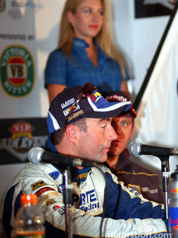 Marcos Ambrose talks about his win, tomorrows race and the title