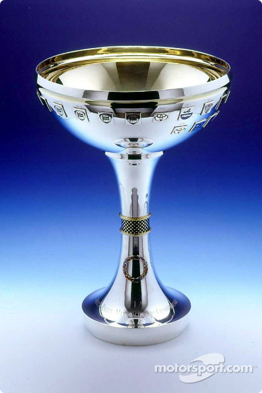 FIA World Rally Championship Team Trophy
