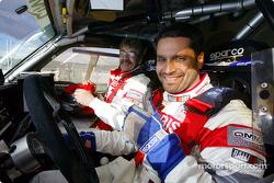 Nasser-Saleh Al-Attiyah and Marc Bartholome