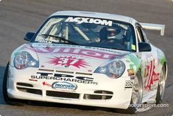 #37 TPC Racing Porsche GT3 Cup: John Littlechild, Bill Adam, Randy Pobst, Andy Lally, Michael Levitas