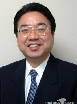 Yoshiaki Kinoshita, General Manager, Motor Sport Division