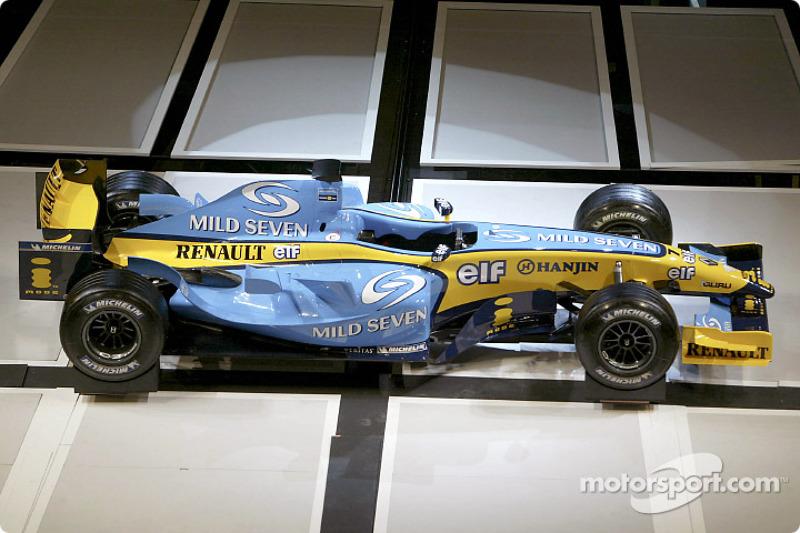 Diseño Renault 2004