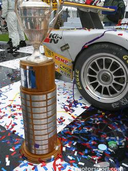 Le trophée du gagnant