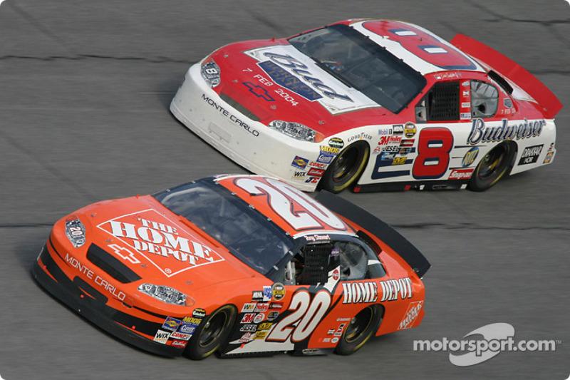 2004: Knapp dran am Sieg beim Daytona 500