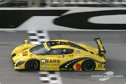 #9 Mears Motor Coach Ford Multimatic: Paul Mears Jr., Mike Borkowski, Arie Luyendyk Jr., Nick Ham, Justin Bell