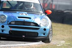 #21 Nuzzo Motorsports Mini Cooper S: Eugene McGillycuddy, Michael Ellis, Tony Nuzzo