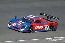 #2 Howard - Boss Motorsports Chevrolet Crawford: Andy Wallace, Milka Duno