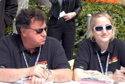 Armando Trentini et Mae Van Wijk