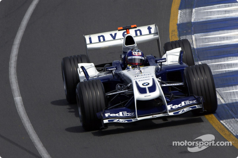 Williams FW26 (2004)