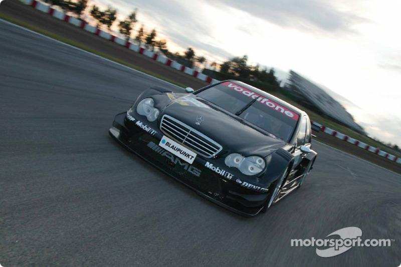 AMG-Mercedes CLK DTM 2004