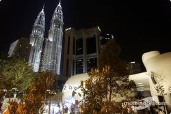 Mild Seven pit party, Zouk Nightclub Kuala Lumpur