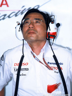 Keizo Takahashi, director technical coordination