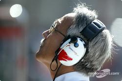 Tsutomu Tomita, Panasonic Toyota Racing Takım Patronu