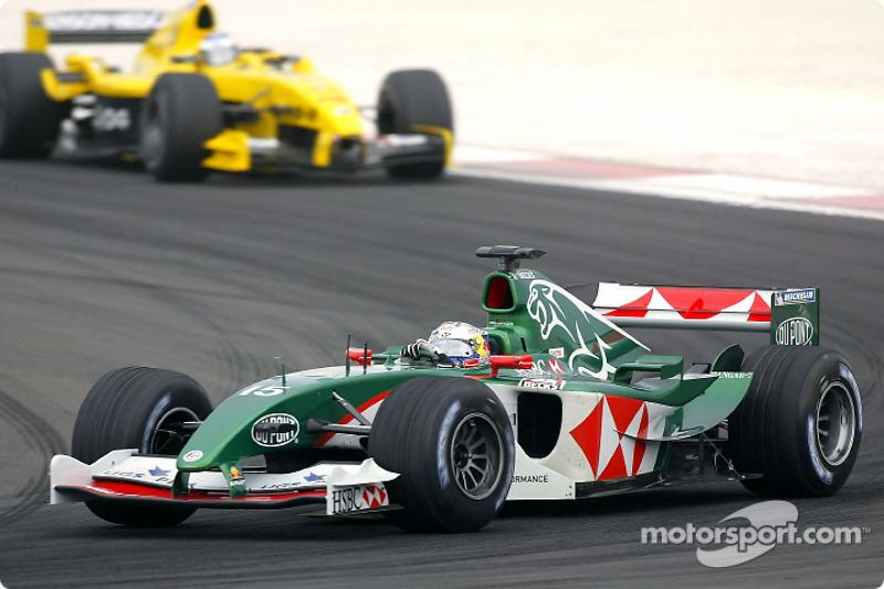 Christian Klien, Jaguar Racing, R5