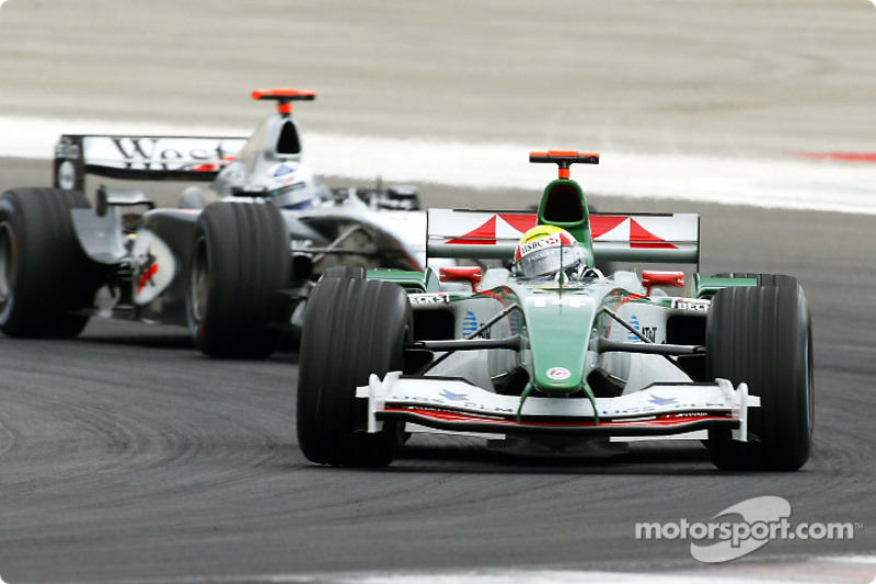 Mark Webber, Jaguar Racing, R5