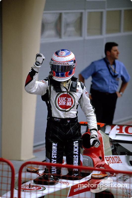 3. Jenson Button, BAR
