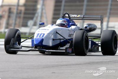 Journée d'ouverture de la F3 britannique
