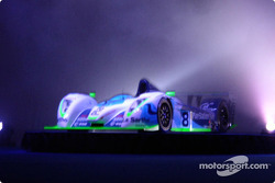Presentation of the 2004 Pescarolo-Judd