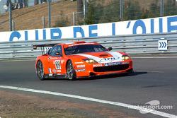 #69 Larbre Competition Ferrari 550 Maranello: Christophe Bouchut, Patrice Goueslard