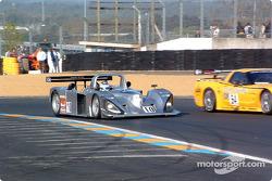 #10 Taurus Sports Racing Lola Caterpillar: Phil Andrews, Calum Lockie