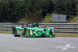 #14 Team Nasamax Nasamax Judd: Robbie Stirling, Werner Lupberger