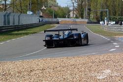 #22 Zytek Engineering Zytek: Andy Wallace, David Brabham
