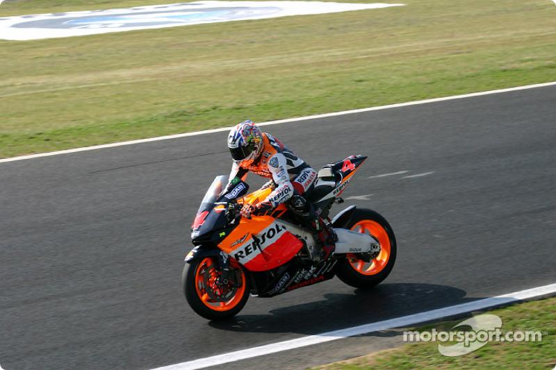 2004. Álex Barros - Gran Premio de Sudáfrica - 4º