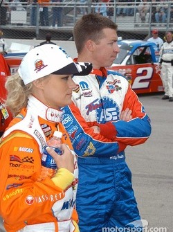 Tina Gordon et Andy Houston