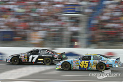 Matt Kenseth and Kyle Petty