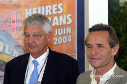 Jacky Ickx and Jean-Claude Passart