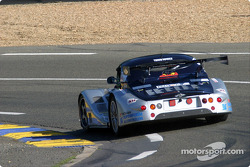 #80 Morgan Works Race Team Morgan Aero8: Adam Sharpe, Steve Hyde, Neil Cunningham