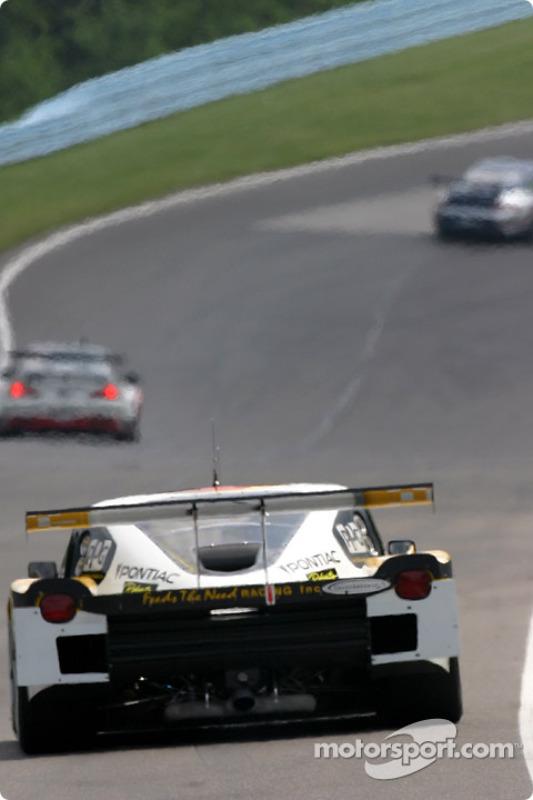 La Pontiac Doran n°54 du Bell Motorsports (Forest Barber, Terry Borcheller)