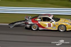 La Porsche 996 n°18 de Michael Levitas et Mike Pickett