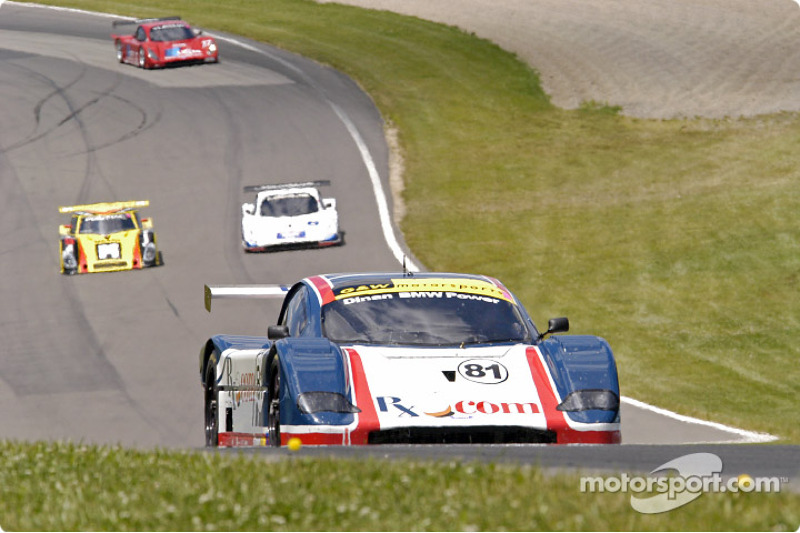 La BMW Doran n°81 du G&W Motorsports (Cort Wagner, Brent Martini, Kelly Collins)