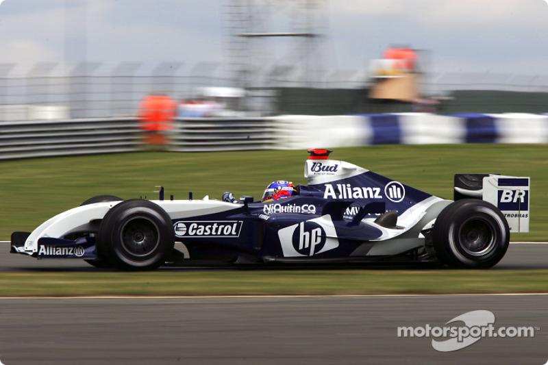 2005: Хуан-Пабло Монтойя (из Williams в McLaren)