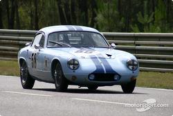 Charagioni, Drouliscos-Lotus Elite 1961