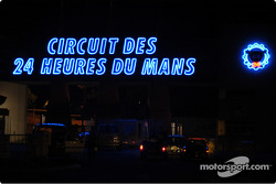 Postcard from Le Mans