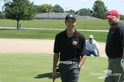 Brickyard 400 driver golf outing: Darren Manning