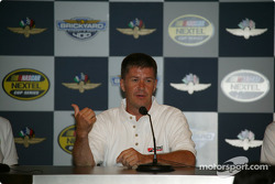 Press conference: Ward Burton