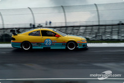 La Pontiac GTO n°23 du Horizon Motorsports (Charles Espenlaub, Dale Quarterley, Jim Harrell)