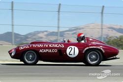 N°21 1954 Ferrari 250 Monza, Rick Hall